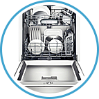 Bosch and Miele Dishwasher Repair in San Diego, CA